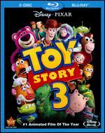 Toy Story 3 [2 Discs] [Blu-ray] - Lee Unkrich