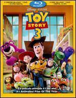 Toy Story 3 [4 Discs] [Includes Digital Copy] [Blu-Ray/DVD] [Spanish]