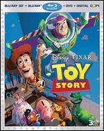 Toy Story [4 Discs] [Includes Digital Copy] [3D] [Blu-ray/DVD]