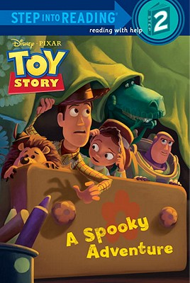 Toy Story: A Spooky Adventure - Jordan, Apple