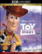 Toy Story [Includes Digital Copy] [4K Ultra HD Blu-ray/Blu-ray]