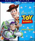 Toy Story [Special Edition] [2 Discs] [Blu-ray/DVD] - John Lasseter