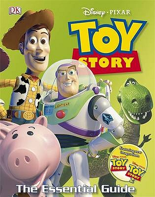 Toy Story The Essential Guide - Dakin, Glenn