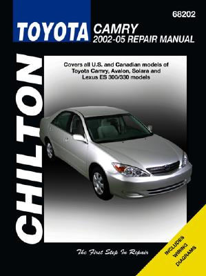 Toyota Camry Repair Manual - Storer, Jay