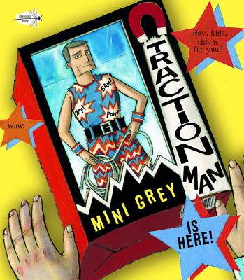 Traction Man Is Here! - Grey, Mini