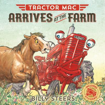 Tractor Mac Arrives at the Farm - Steers, Billy