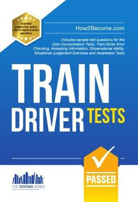 how to apply for trainee train driver