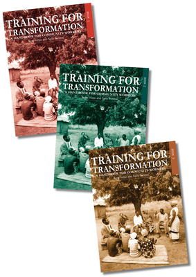 Training for Transformation: A Handbook for Community Workers Books 1-3 - Hope, Anne, and Timmel, Sally
