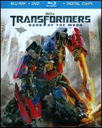 Transformers: Dark of the Moon [2 Discs] [Includes Digital Copy] [Blu-ray/DVD] - Michael Bay