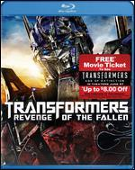 Transformers: Revenge of the Fallen [2 Discs] [Blu-ray/DVD] [Movie Money]