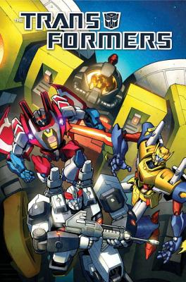 Transformers: Robots in Disguise Volume 3 - Barber, John
