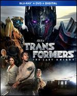 Transformers: The Last Knight [Includes Digital Copy] [Blu-ray/DVD]