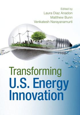 Transforming Us Energy Innovation - Diaz Anadon, Laura (Editor)