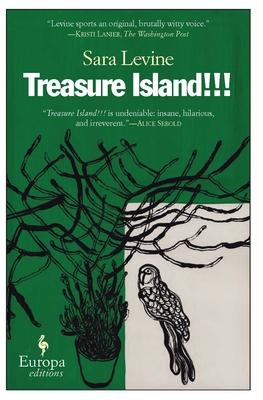Treasure Island!!! - Levine, Sara