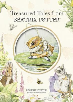 Treasured Tales from Beatrix Potter - Potter, Beatrix