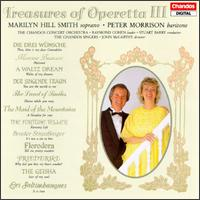 Treasures of Operetta III - Marilyn Hill Smith (soprano); Peter Morrison (baritone); Chandos Singers (choir, chorus); Stuart Barry (conductor)