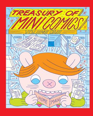 Treasury Of Mini Comics Volume One - Dowers, Michael (Editor)