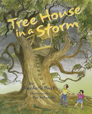 Tree House in a Storm - Burk, Rachelle