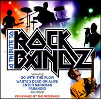 Tribute to Rock Bandz - Various Artists