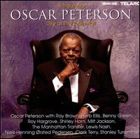 Tribute - Oscar Peterson