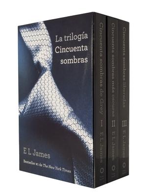 Trilog?a Cincuenta Sombras: Cincuenta Sombra de Grey; Cincuenta Sombras Mas Oscuras Cincuenta Sombras Liberadas 3- Volume Boxed Set - James, E L