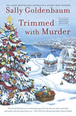 Trimmed with Murder - Goldenbaum, Sally