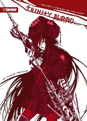 Trinity Blood: Reborn on the Mars, Volume 3: Empress of the Night - Yoshida, Sunao
