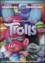 Trolls [Includes Digital Copy]