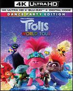 Trolls: World Tour [Includes Digital Copy] [4K Ultra HD Blu-ray/Blu-ray]
