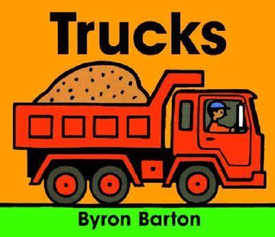 Trucks Board Book -