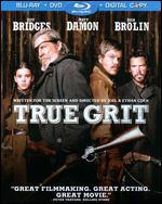 True Grit [Blu-ray] - Ethan Coen; Joel Coen