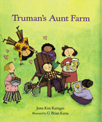 Truman's Aunt Farm - Rattigan, Jama Kim