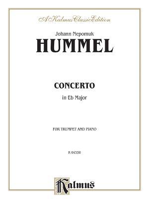 Trumpet Concerto: Part(s) - Hummel, Johann Nepomuk (Composer)