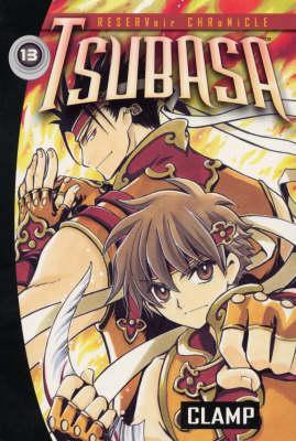 Tsubasa volume 13 - CLAMP, CLAMP