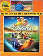 Turbo [With Toy] [Includes Digital Copy] [3D] [Blu-ray/DVD]