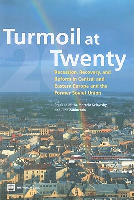 Turmoil at Twenty: Recession, Recovery and Reform in Central and Eastern Europe and the Former Soviet Union - Mitra, Pradeep K