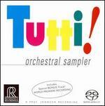 Tutti!: Orchestral Sampler