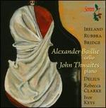 Twentieth-Century Cello Sonatas