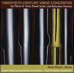 Twentieth Century Oboe Concertos