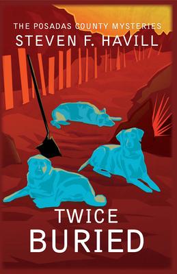Twice Buried - Havill, Steven