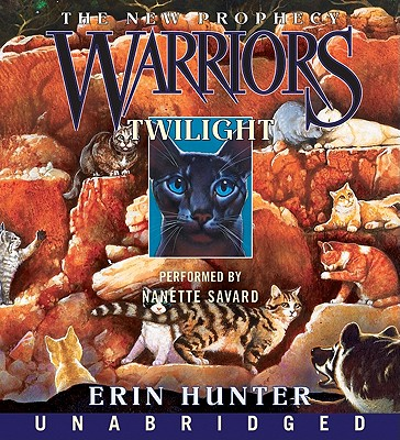 Twilight - Hunter, Erin, and Savard, Nanette (Read by)