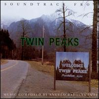 Twin Peaks [Original Television Soundtrack] - Angelo Badalamenti