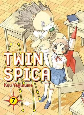 Twin Spica, Volume 7 - Yaginuma, Kou