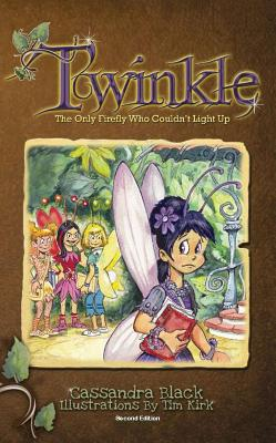 Twinkle: The Only Firefly Who Couldn't Light Up - Black, Cassandra