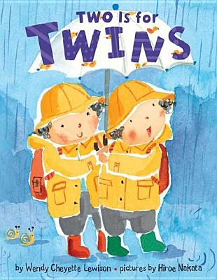 Two Is for Twins - Lewison, Wendy Cheyette