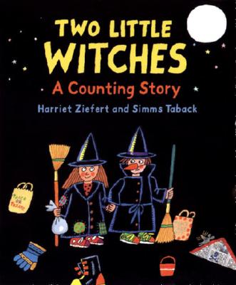 Two Little Witches: A Counting Story - Ziefert, Harriet