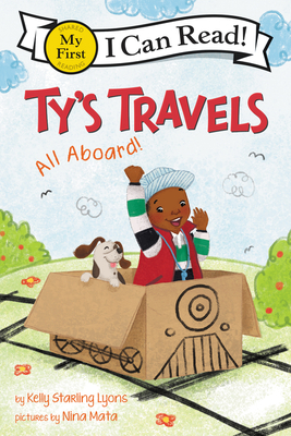 Ty's Travels: All Aboard! - Lyons, Kelly Starling