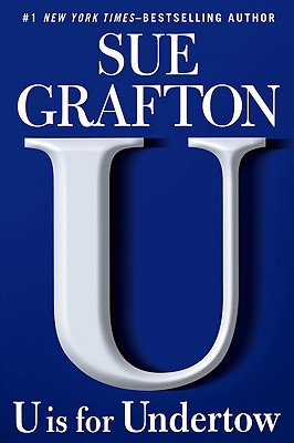 U Is for Undertow - Grafton, Sue