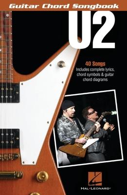 U2 - Guitar Chord Songbook - U2