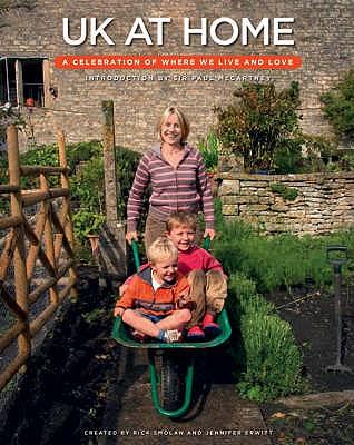 UK at Home: A Celebration of Where We Live - Smolan, Rick